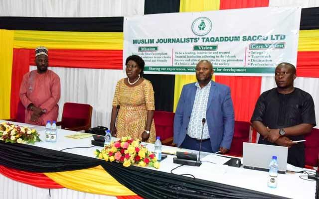 Don't kill your SACCO, Kadaga tells Muslim journalists