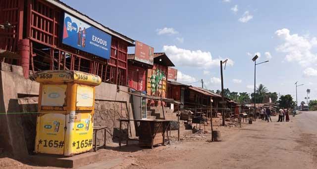 Lockdown drains Najjembe Market Vendors' SACCO